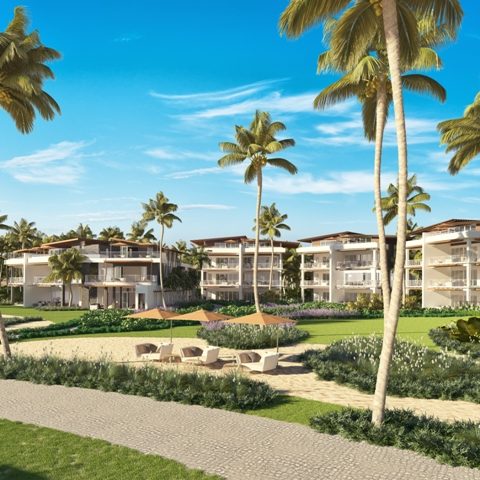 LOS DELFINES - BEACHFRONT LUXURY CONDOS - PLAYA BONITA - A512LT