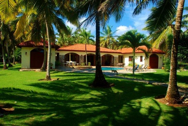 UNIQUE FAMILY VILLA WITH ENTRANCE COTTAGE - LAS GALERAS - C525LT