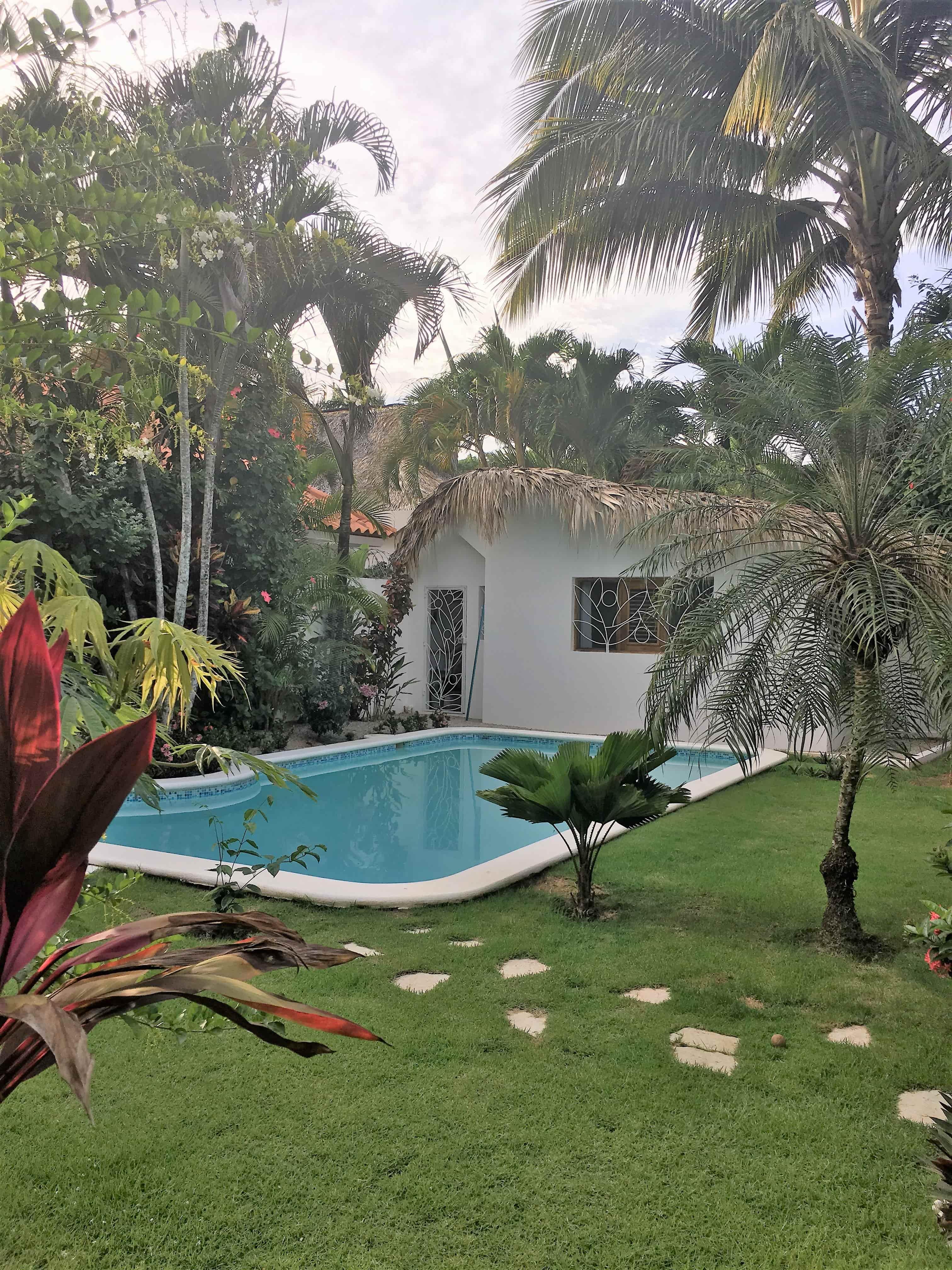 VILLAS FLORENZO - $319,000 USD - 3 BED 3 BATH VILLA, PRIVATE POOL & GARDEN CASITA - C604LT