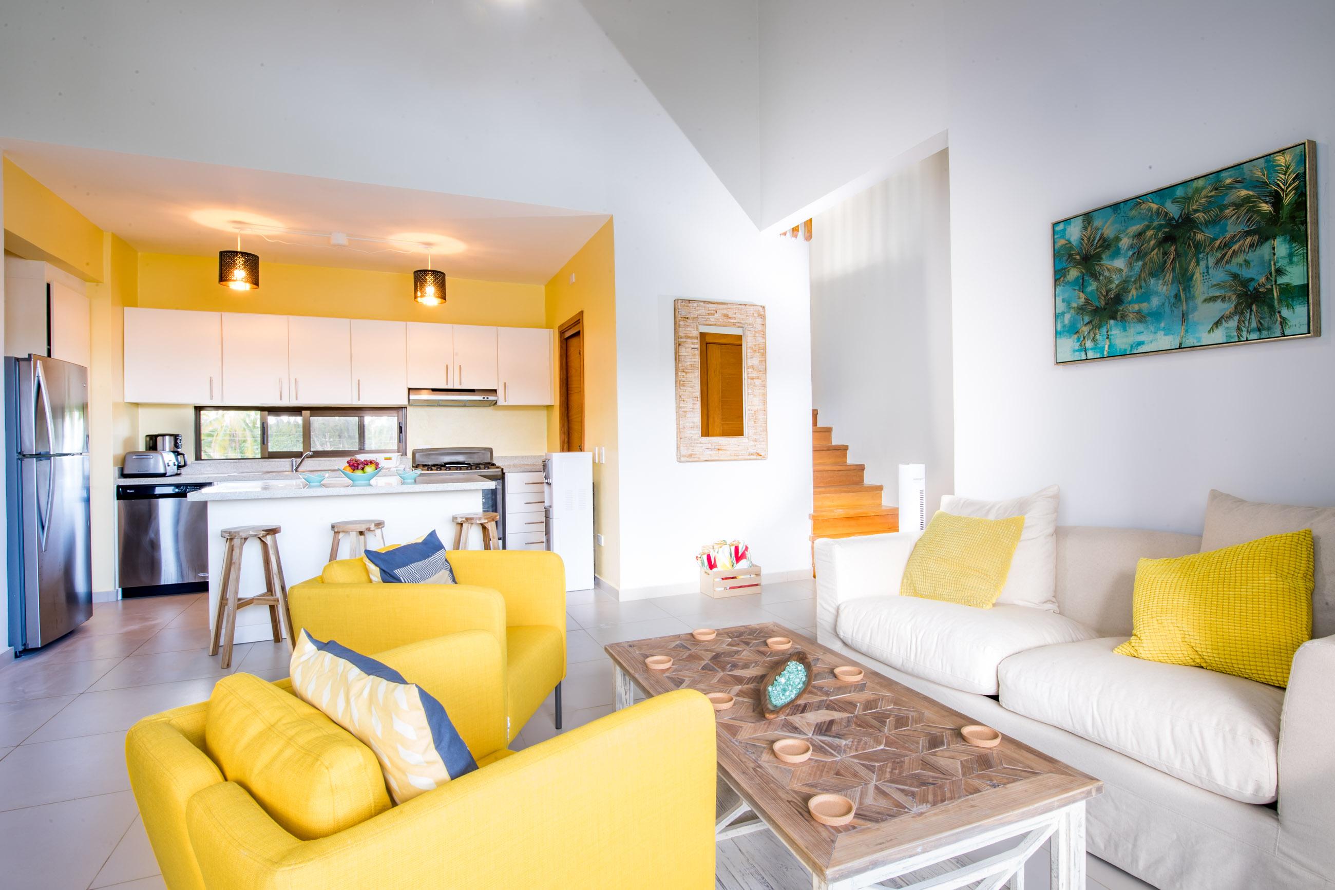 RENTAL : THE ISLA - Los Cocos, Playa Bonita - 2 BED 2 BATH CONDO
