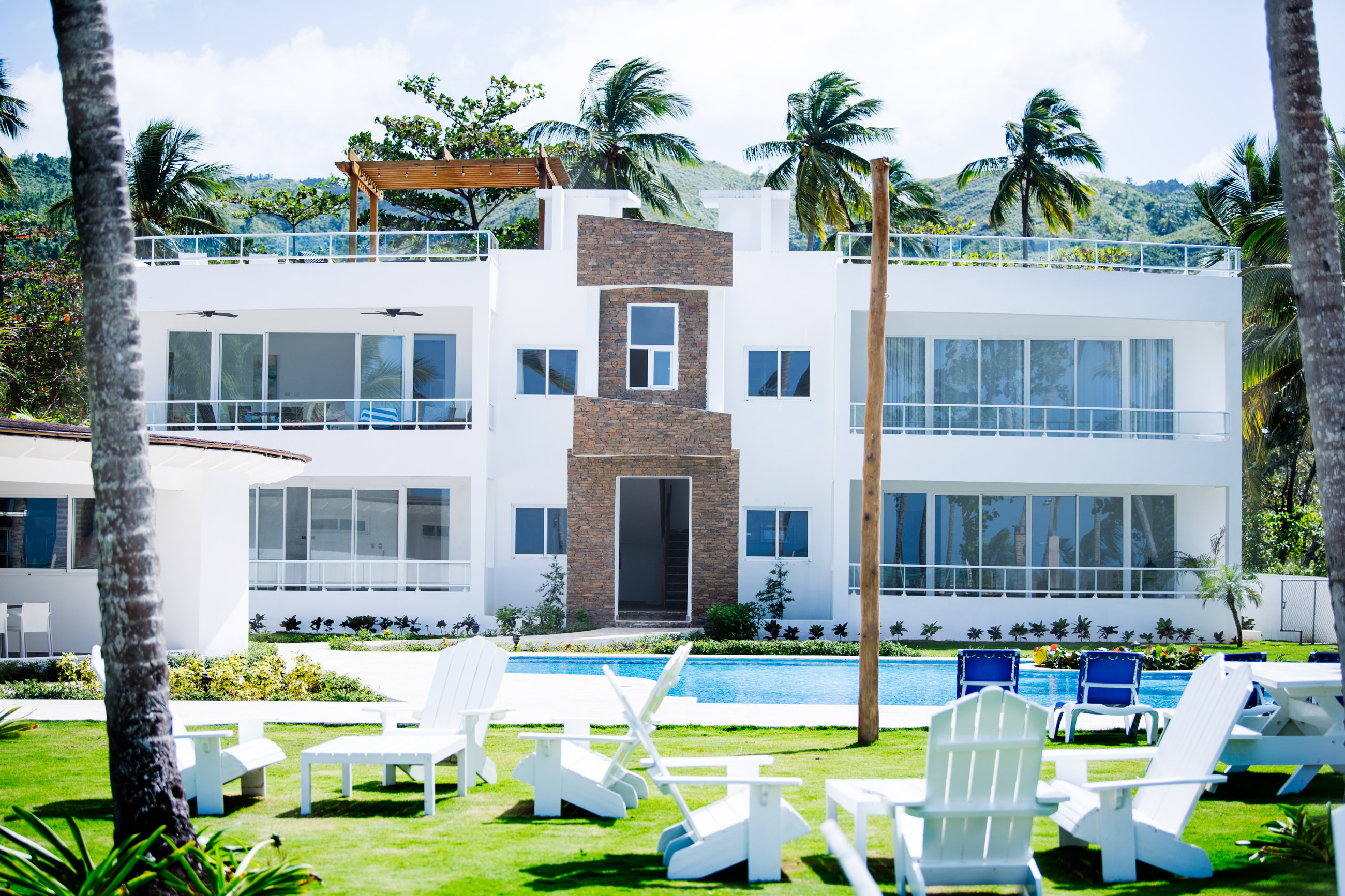 RENTAL : 2 BED BEACHFRONT CONDO : Playa Coson - your escape from reality.....