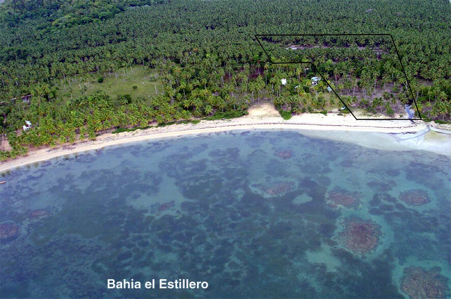 LAND : PLAYA ESTILLERO - Exclusive beachfront project : $230,160 USD