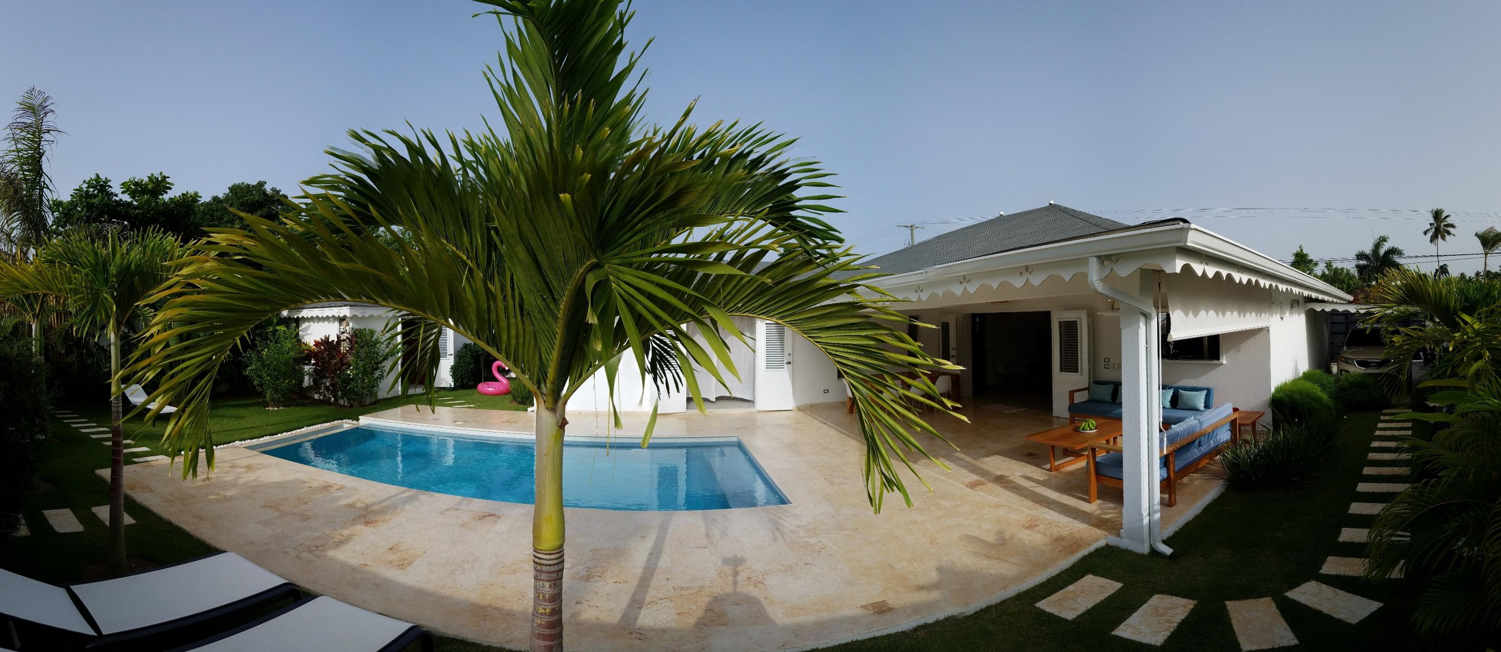 CASA LUNA : 4 BED 4.5 BATH VILLA - LAS BALLENAS - $425,000 USD